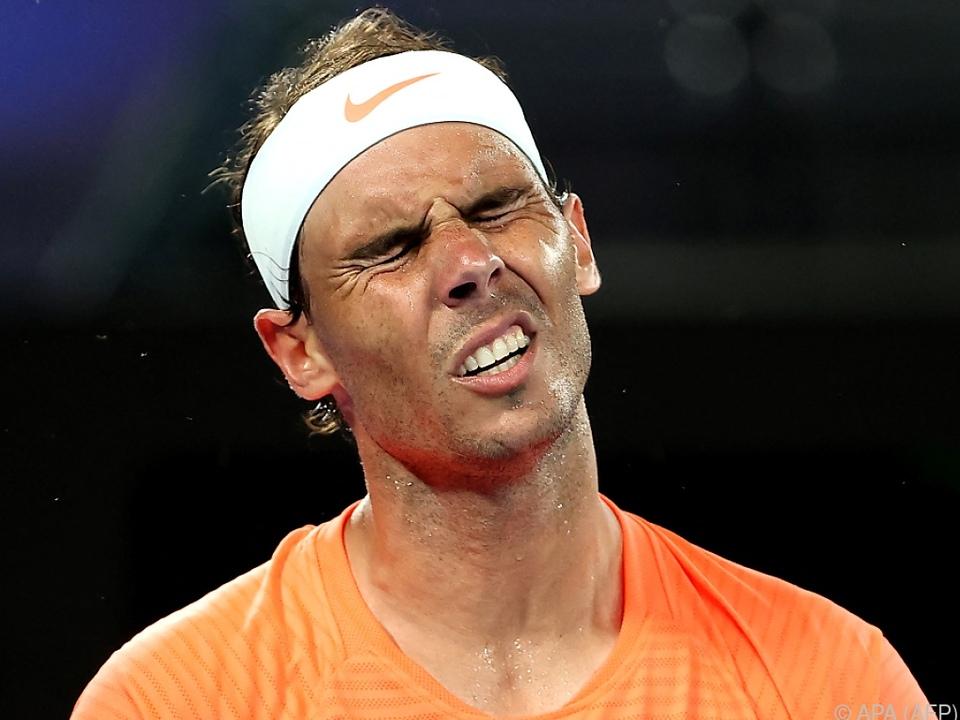 Rafael Nadal wird man auch in Miami nicht zu Gesicht bekommen