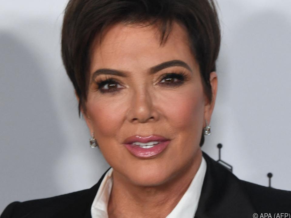 Reality-Star Kris Jenner (65)
