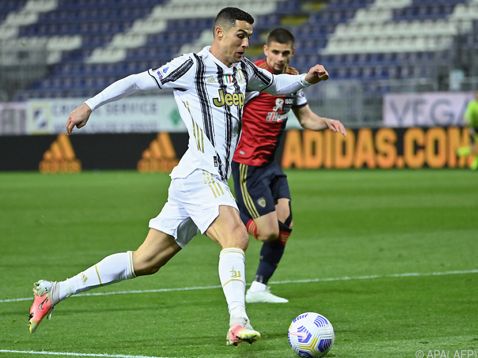 Ronaldo war zweimal aus dem Spiel heraus erfolgreich