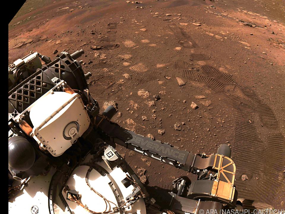 Rover soll künftig Strecken bis zu 200 Meter fahren