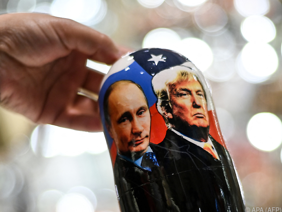Russland soll sich für eine Wiederwahl Trumps eigesetzt haben