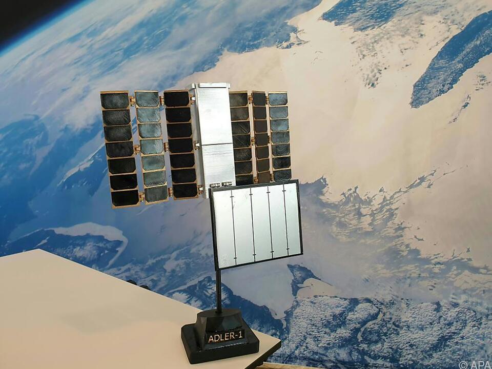 Satellitenfirma Spire geht an die Wall Street