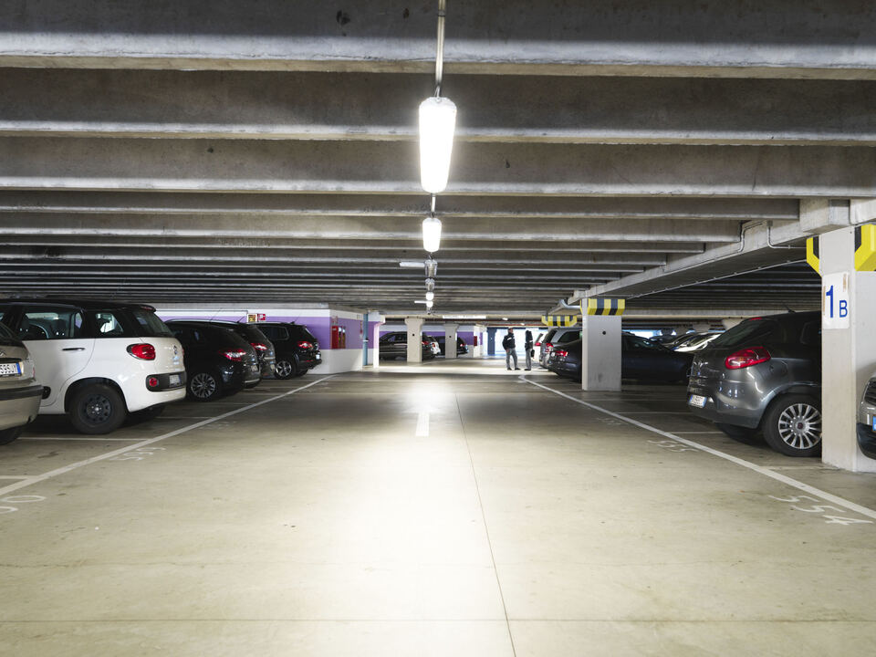 SEAB Parkgarage