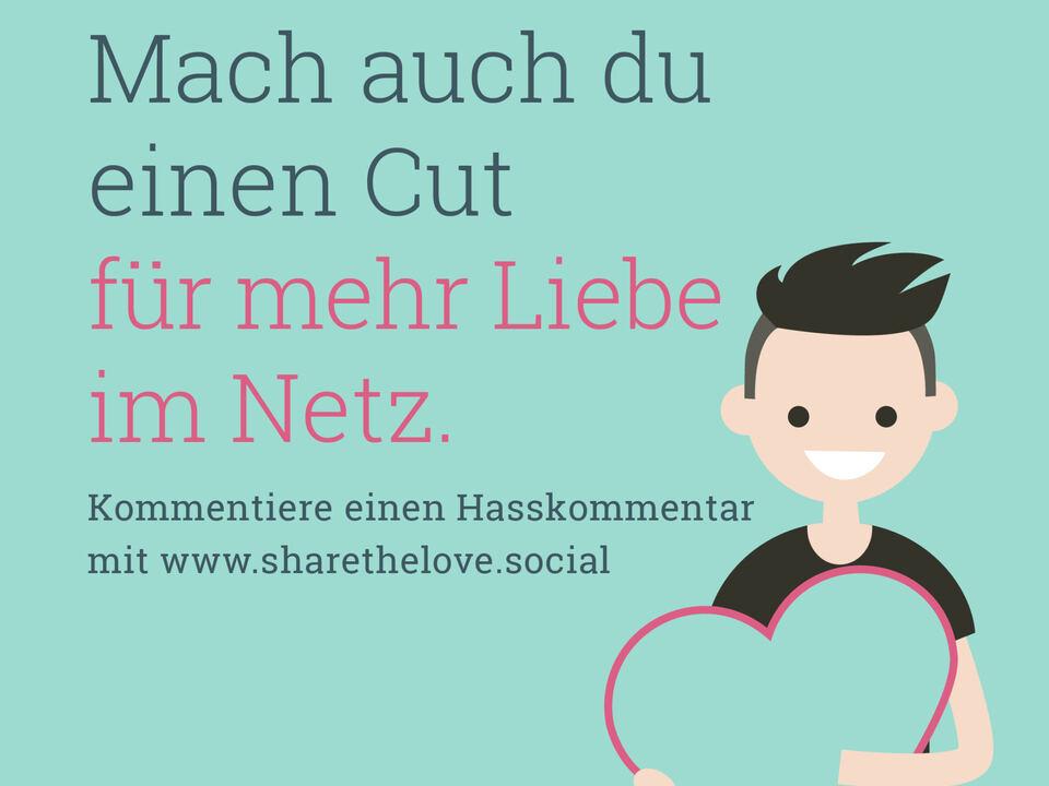 sharethelove dt