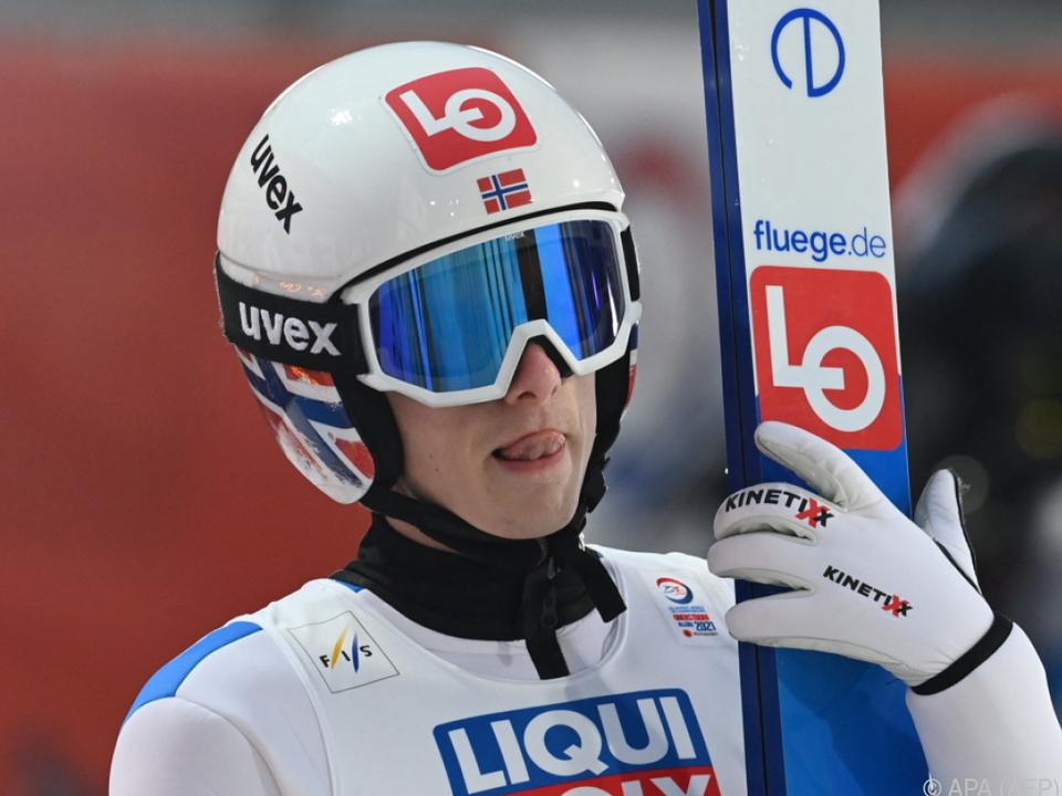 Skisprung-Star Granerud hat die WM nach positivem Coronatest verlassen