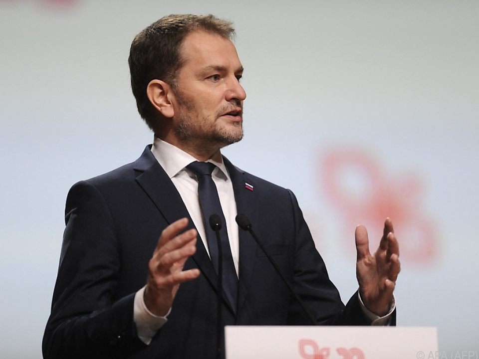 Slowakischer Premier schafft auch eigenen Rücktritt nicht