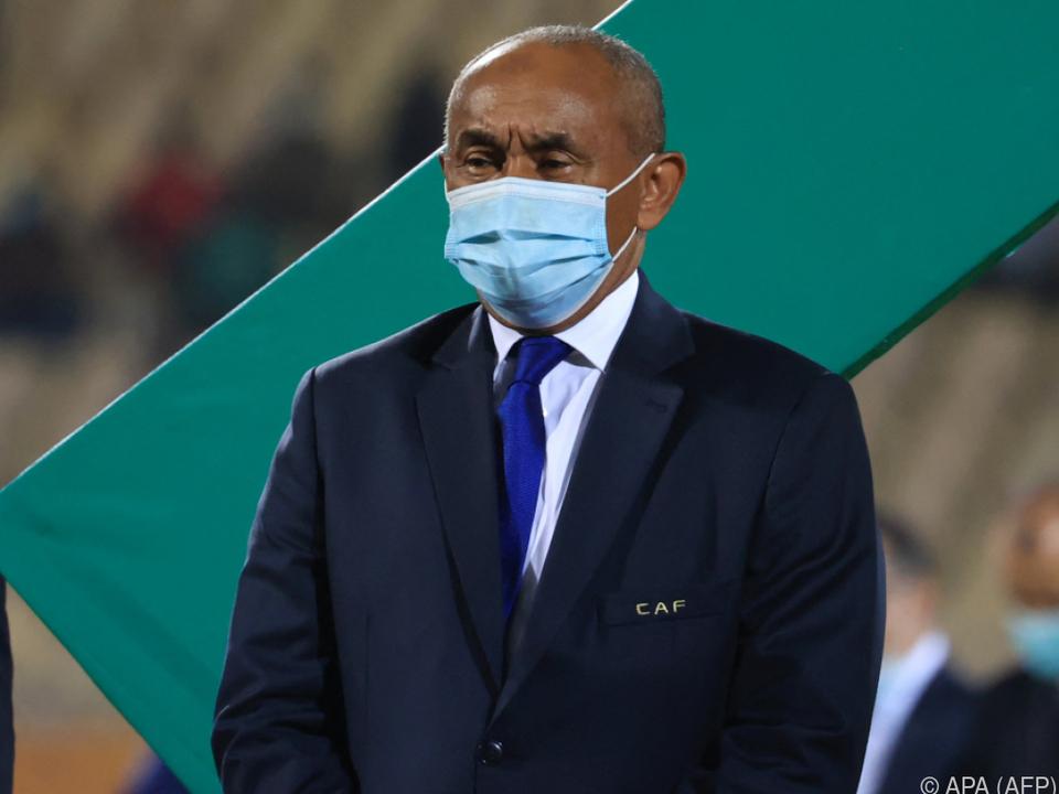 Sperre von Ex-FIFA-Vize Ahmad Ahmad reduziert