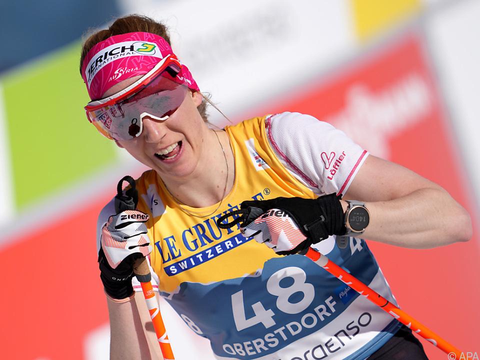 Stadlober im 30-km-Rennen starke Fünfte (Archivbild)