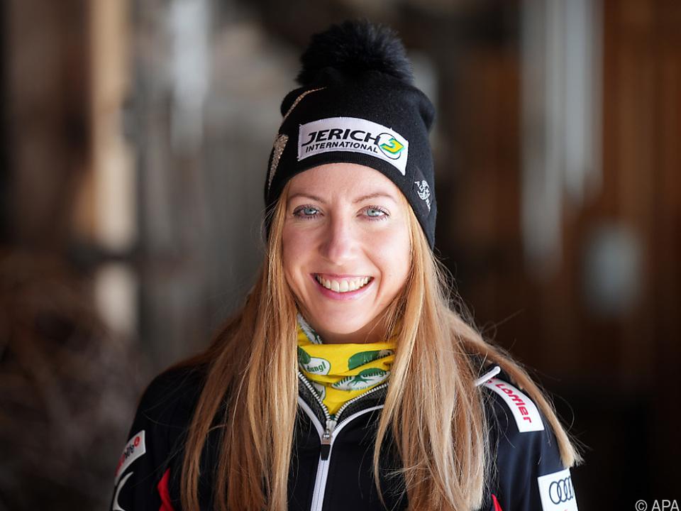 Teresa Stadlober blickt dem 30-km-Rennen mit Zuversicht entgegen