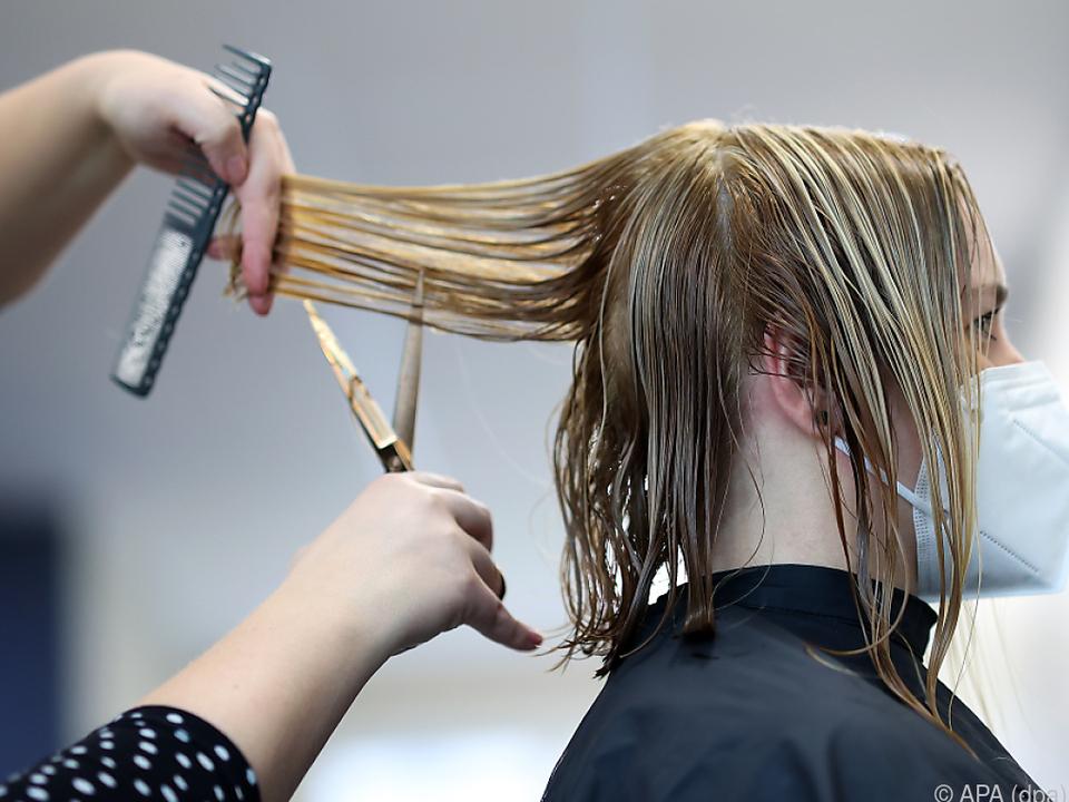 Tests vor Ort würden spontane Friseurbesuche erleichtern.