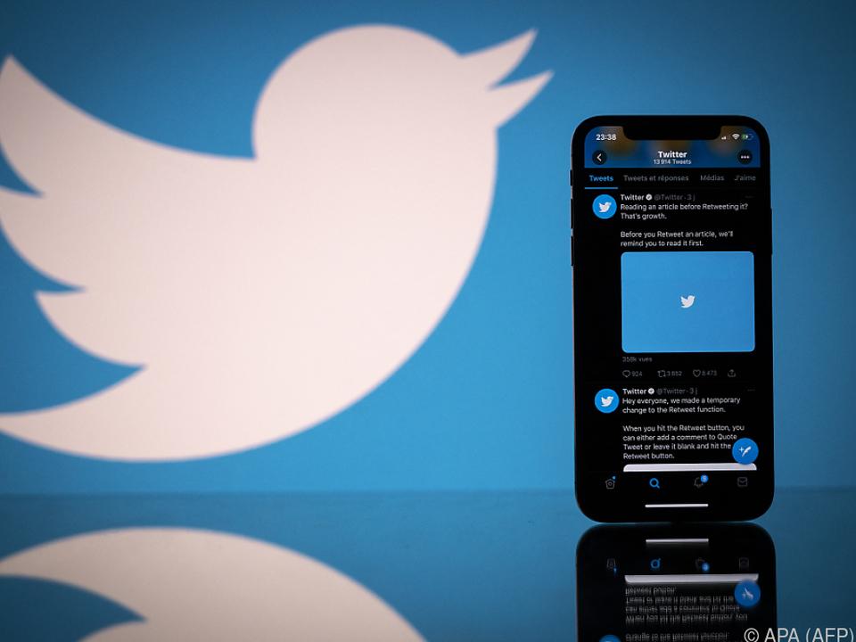 Twitter ist Russland ein Dorn im Auge