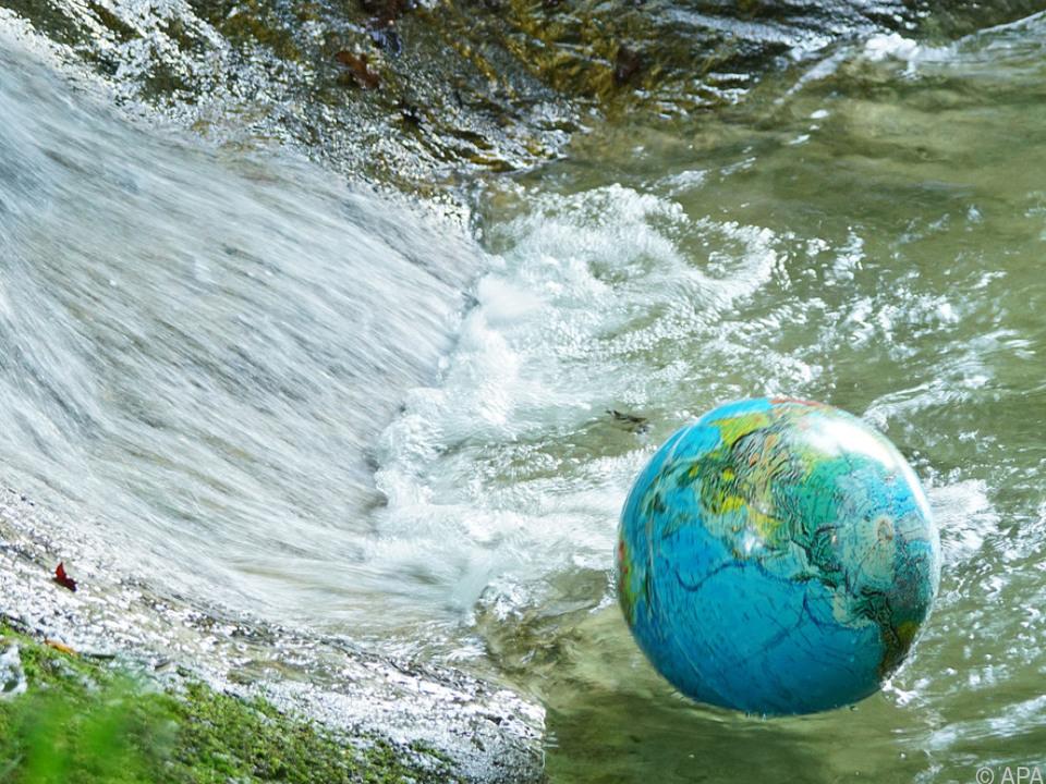 UNESCO: Es wird zu wenig in wasserwirtschaftliche Infrastruktur investiert (Archivbild)
