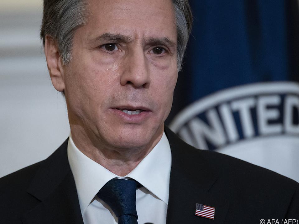 US-Außenminister Blinken setzt bei Afghanistan auf UNO