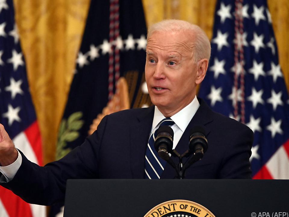 US-Präsident Biden lädt Rivalen zu Klimagesprächen ein