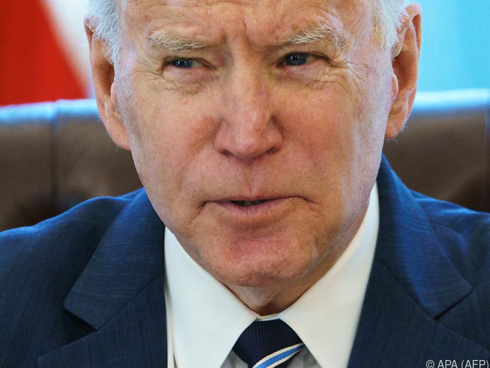 US-Präsident Biden warnt: \