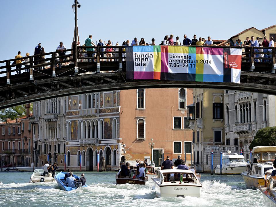 Venedig erwartet Rückkehr der Touristen