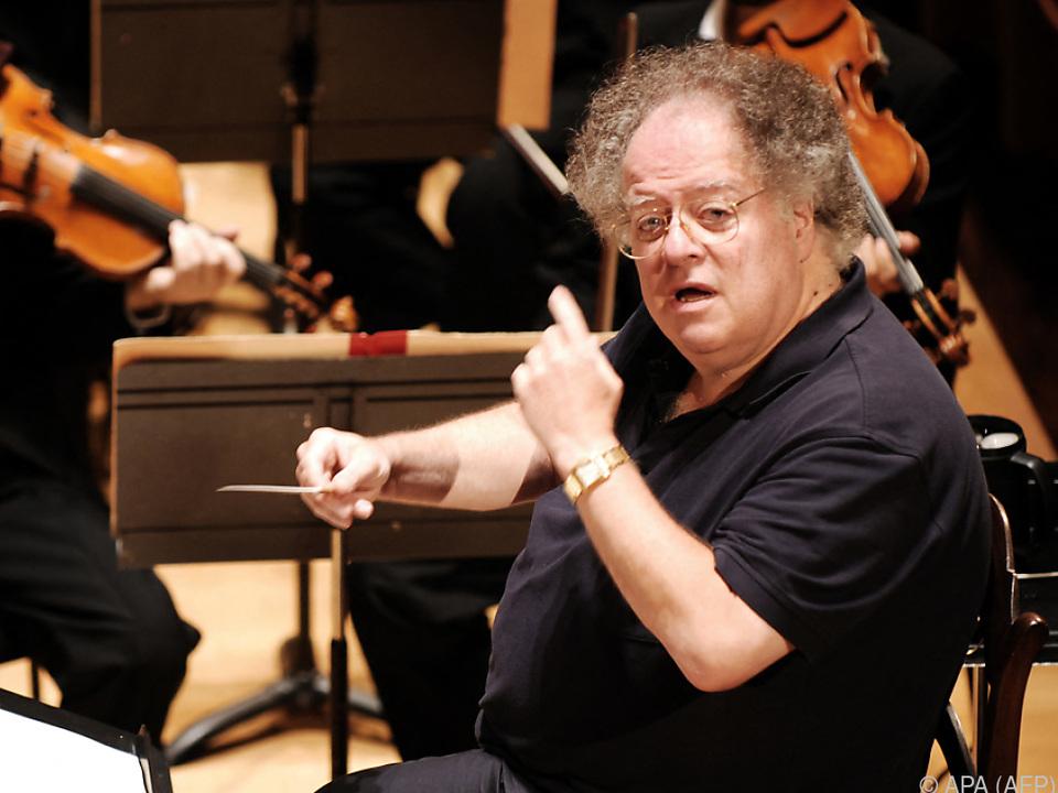 Verstarb im Alter von 77 Jahren: Stardirigent James Levine