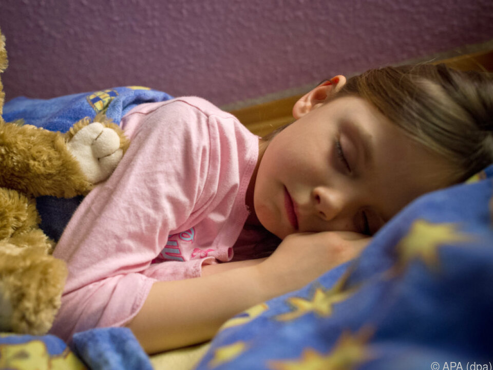 Viele Kinder und Jugendliche schlafen derzeit schlechter schlafstörung