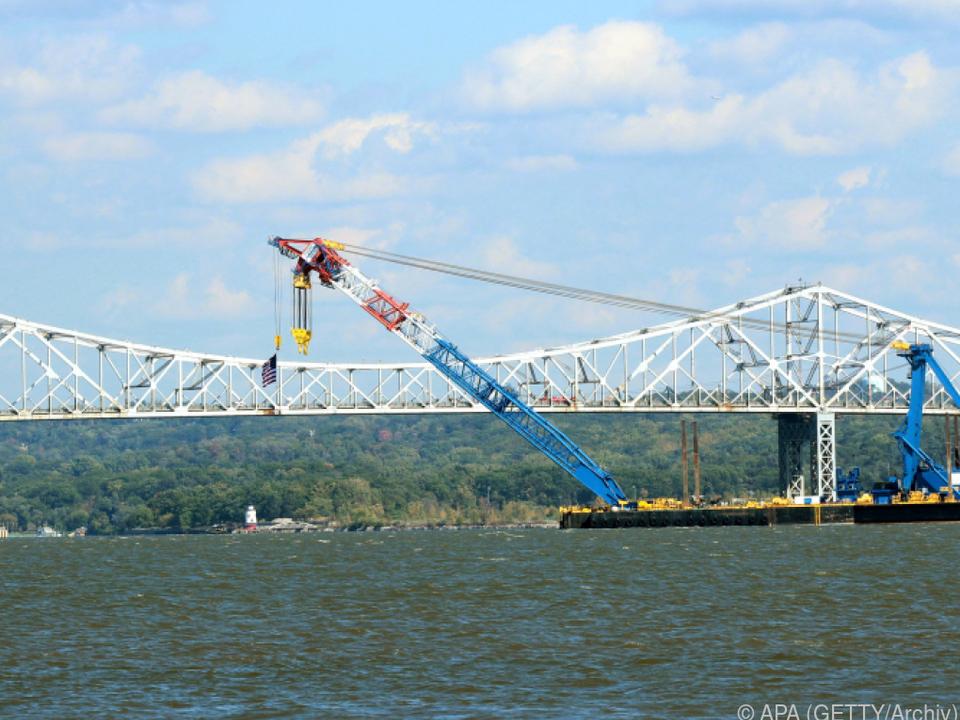 Viele Teile der öffentlichen Infrastruktur in den USA sind veraltet