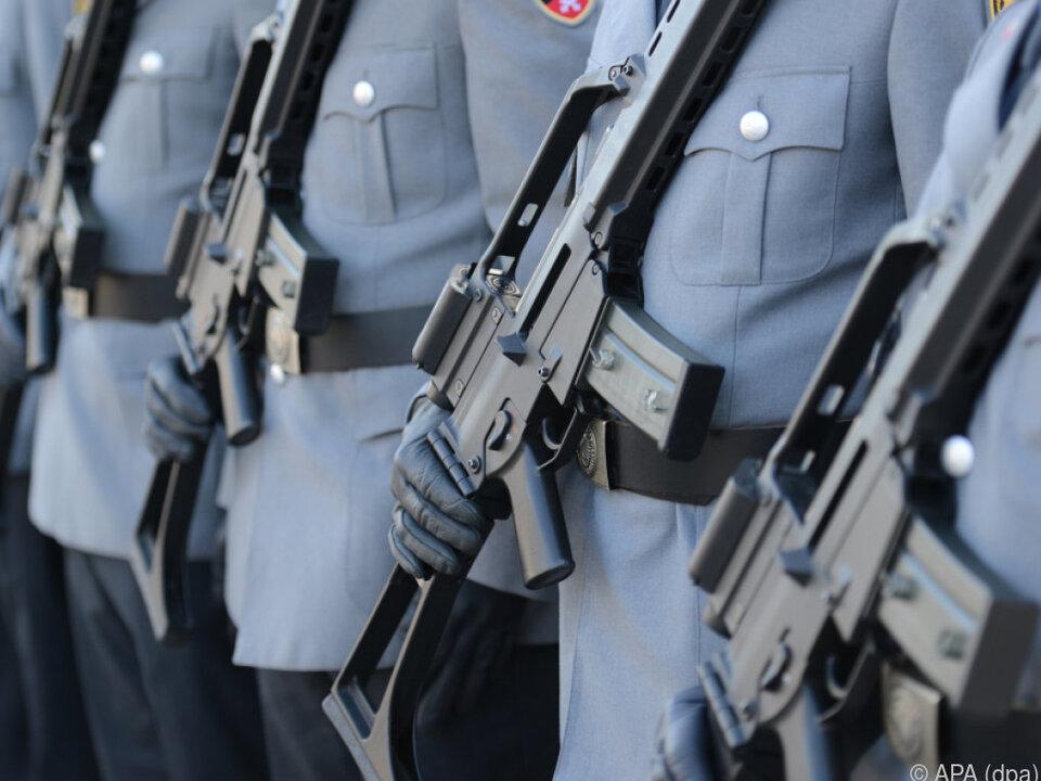 Waffenlieferungen nach Mexiko waren illegal
