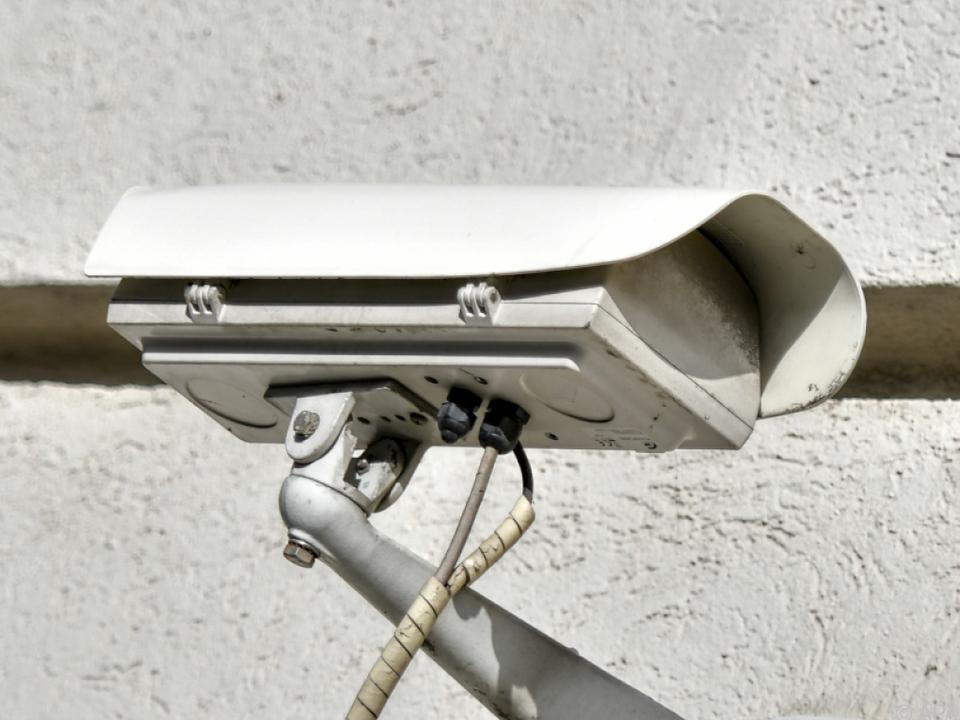 Wenn ausgerechnet eine Kamera zur Überwachung gehackt wird...