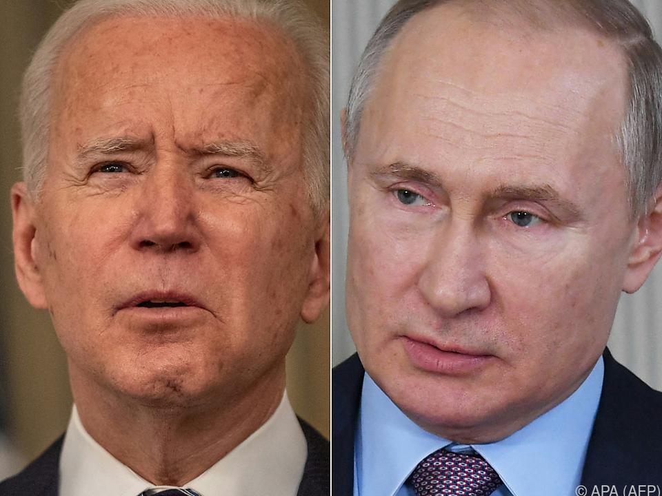 Zusammenarbeit bei gemeinsamen Interessen für Biden dennoch möglich