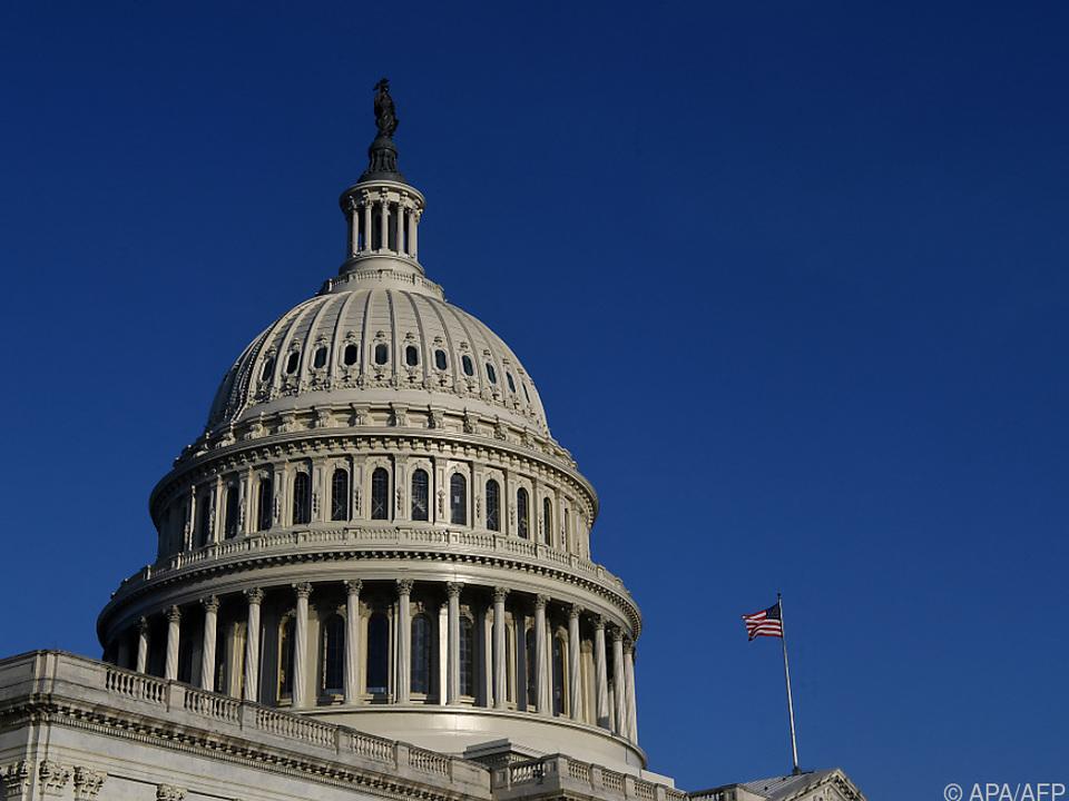Zustimmung für Hilfspaket im Kapitol