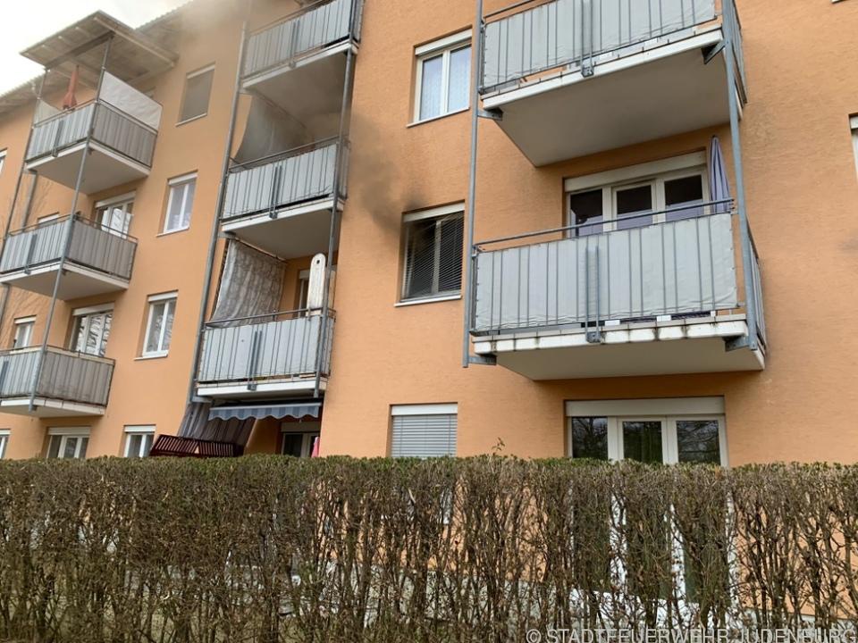 Zwei Tote bei Brand im obersteirischen Judenburg