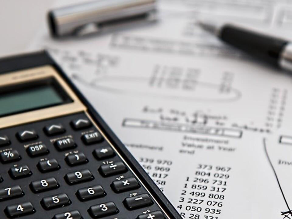 Rechnungen Taschenrechner Recovery