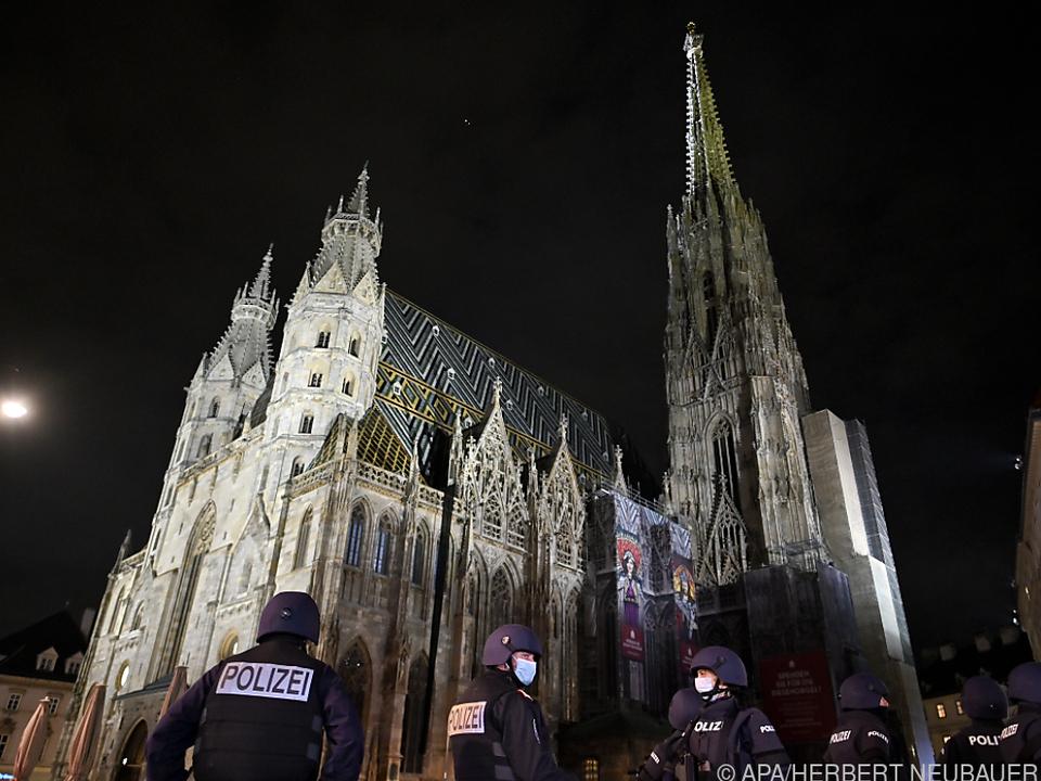 15-Jähriger drohte mit Amoklauf im Stephansdom und wurde festgenommen
