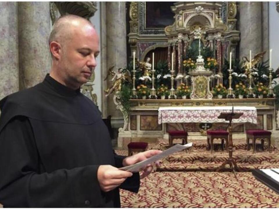 Pfarrer Gries Ulrich Kössler