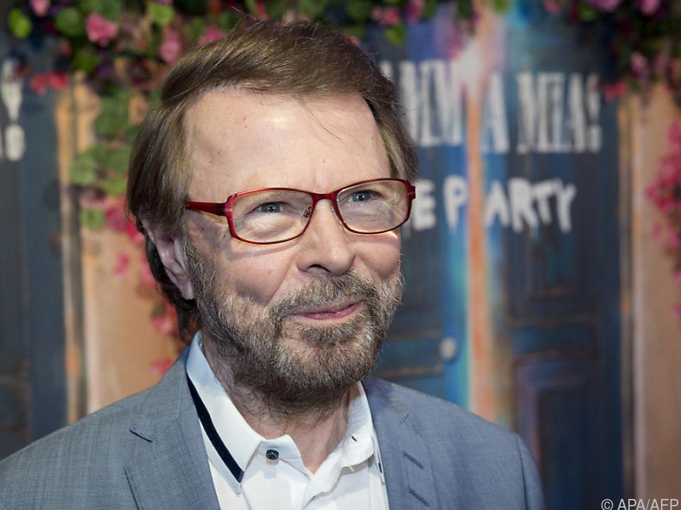 Abba-Star Bjorn Ulvaeus sorgt sich um Nischen-Künstler