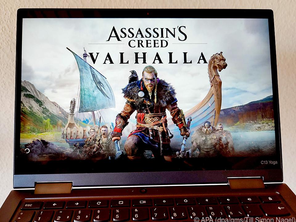 Über Googles Game-Streamingdienst Stadia kann man auch anspruchsvolle Spiele spielen