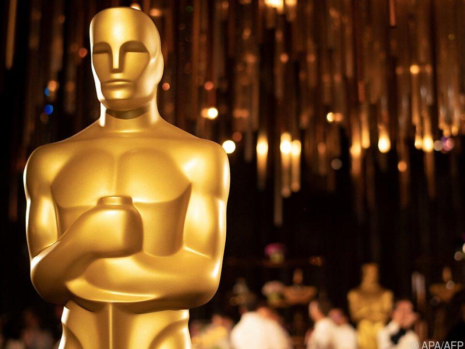 Am Sonntag werden die begehrten Filmpreise zum 93. Mal vergeben