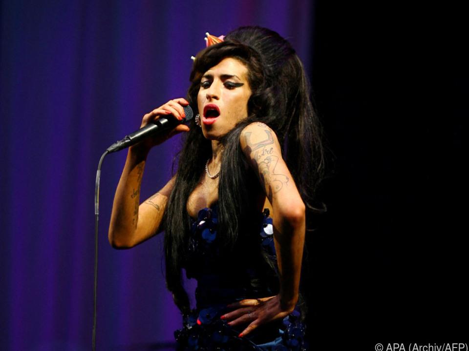 Amy Winehouse starb im Jahr 2011 im Alter von 27