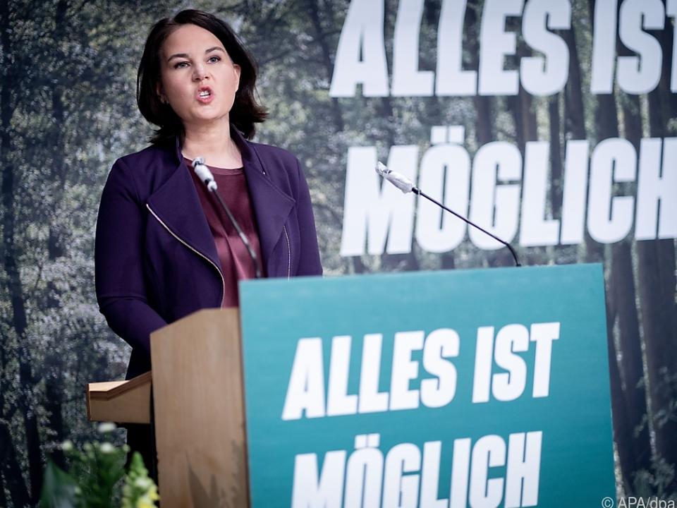 Annalena Baerbock will Kanzlerin werden
