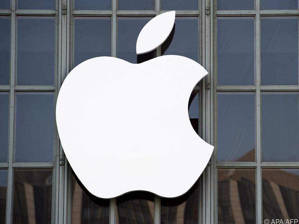 Apple droht Kartellstrafe von EU