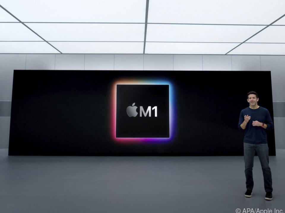 Der neue Apple-Chim M1 macht es möglich