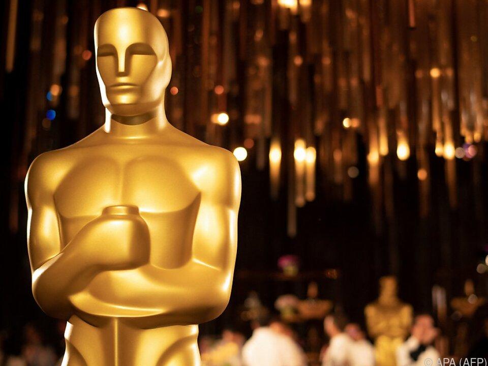 Auch der Oscar steht im Zeichen der Pandemie