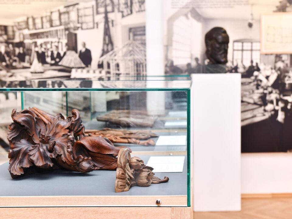 Ausstellung - Die Fachschule in Bozen 1 (c) hk