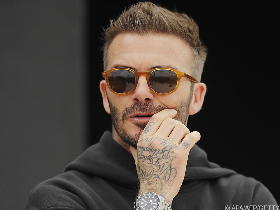 Beckham für \