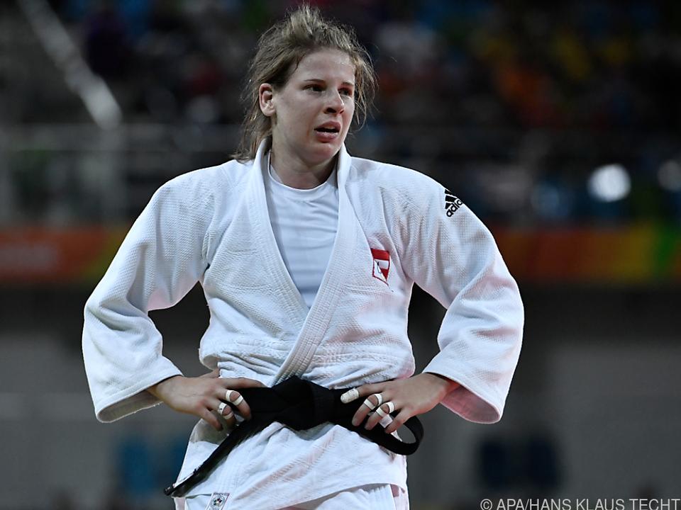 Judoka-Bernadette-Graf-holt-in-Lissabon-EM-Bronze
