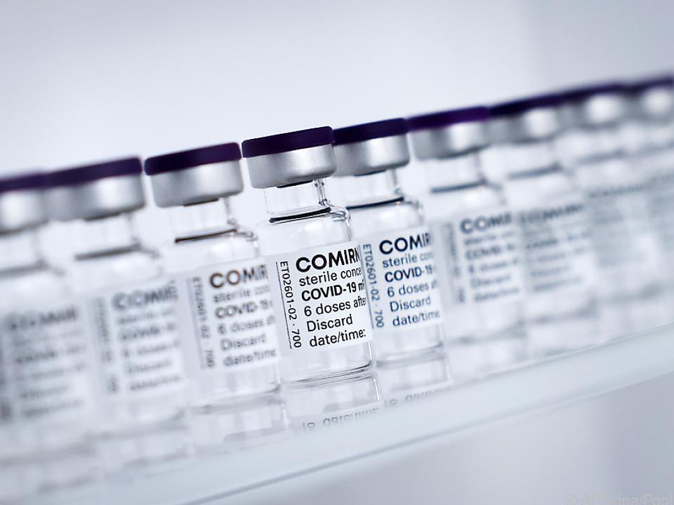 Biontech/Pfizer soll bald auch Kinder gegen Corona immunisieren