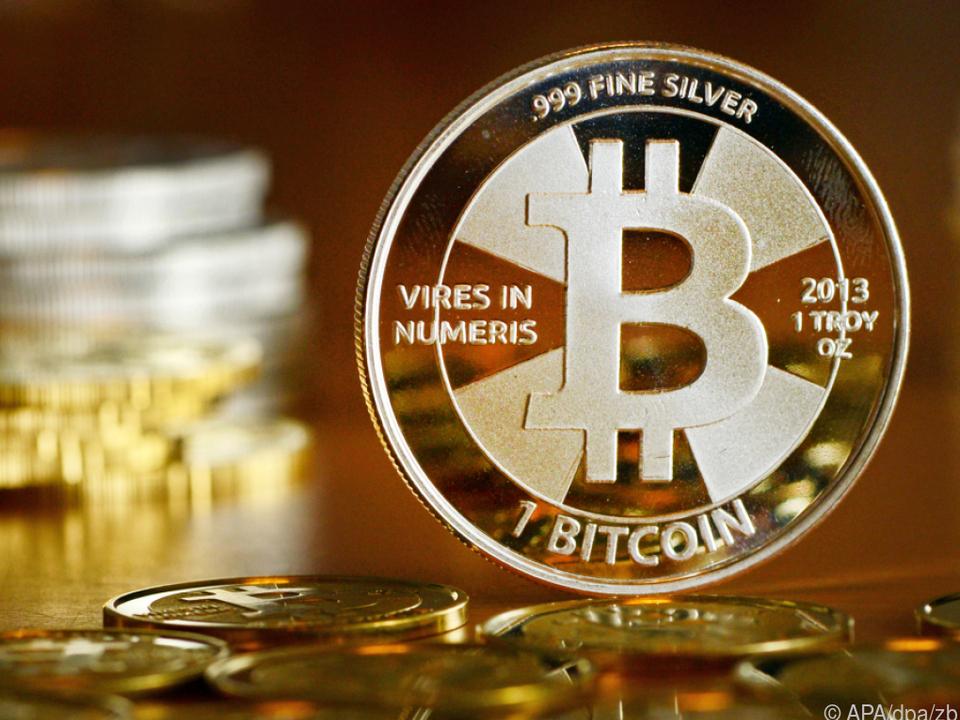 Bitcoin kletterte kürzlich erstmals über 60.000 Dollar