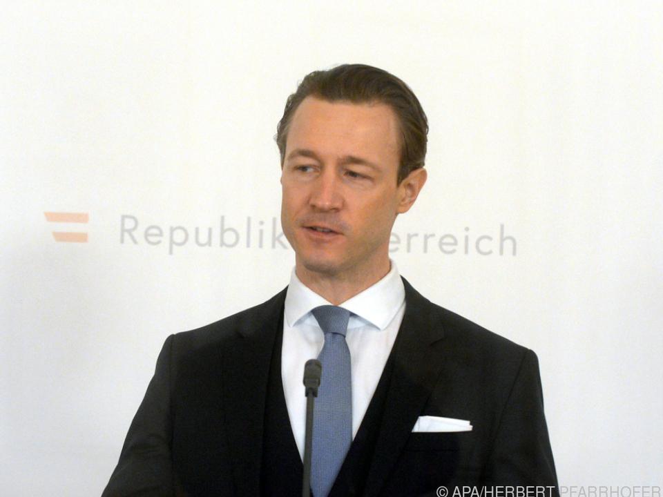 Blümel: Österreich hat \