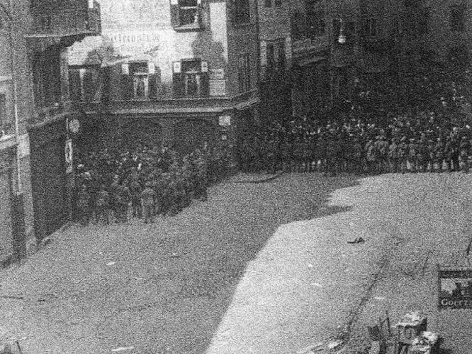 Blutsonntag_Obstmarktplatz_Bozen_1922