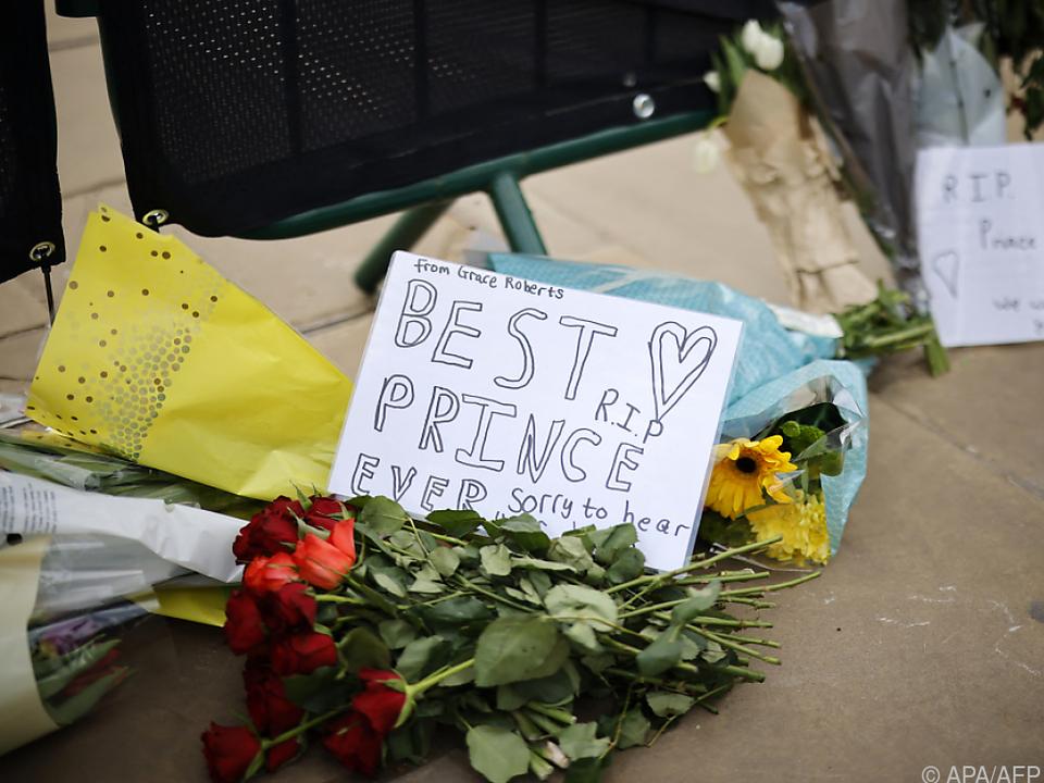 Briten trauern um den Königinnengemahl