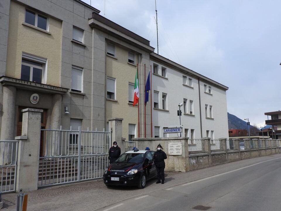 Carabinieri Bruneck