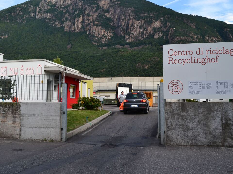 bozen recycling hof