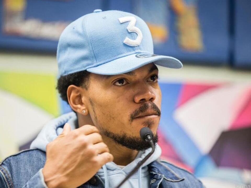 Chance the Rapper engagiert sich sozial
